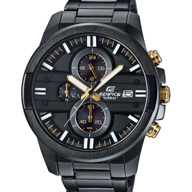 Casio Edifice EFR-543BK-1A9V- For Men