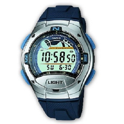 Casio Standard W-753-2AV- For Men