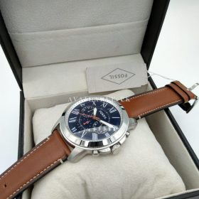 Fossil FS5210 Grant Chronograph Blue Dial Men Watch Price In Pakistan