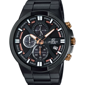 Casio Edifice EFR-544BK-1A9V- For Men