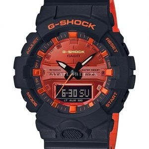 Casio G Shock GA-800BR-1A- For Men
