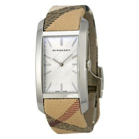Burberry Women's BU9406 Haymarket Check Fabric