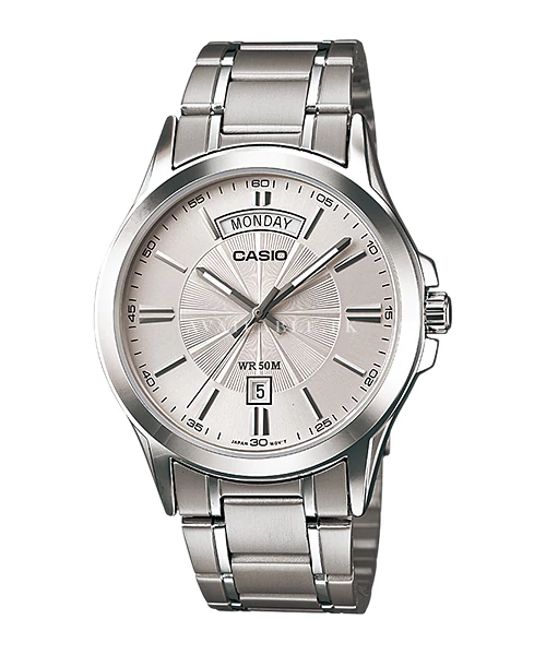 Casio Standard MTP-1381D-7AV- For Men