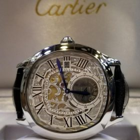 Cartier Drive De Cartier Square Down Second Men's Watch AAA Price In Pakistan