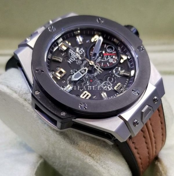Hublot Chronograph Fusion Ferrari Edition Men's Watch3