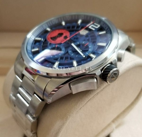 Tag Heuer Blue Johnny Walker Black Label Edition 4