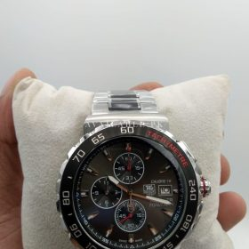 Tag Heuer Formula One Silver Chronograph Men Watch Price In Pakistan