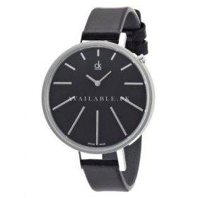 Calvin Klein Watches K3E231C1 BLACK EQUAL Fashion Dress Casual