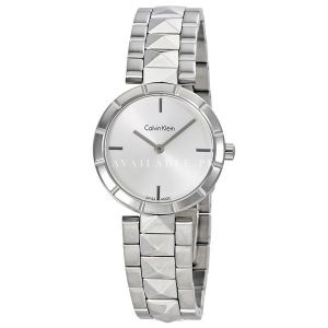 Calvin Klein Women's Watches Glass mineral Dial analog K5T33146