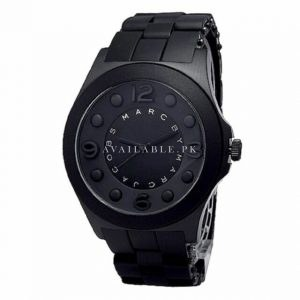 Marc by Marc Jacobs MBM2531 Pelly Silicone Wrapped Watch