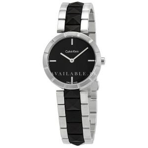 Calvin Klein Women's Watches Glass. mineral Dial K5T33C41