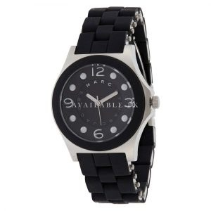 Marc by Marc Jacobs MBM2541 Pelly silver-tone watch