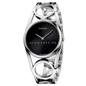 Calvin Klein Women's Quartz Watch Stainless Steel K5U2M141