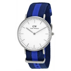 Daniel Wellington 0603DW Swansea Wrist stainless-steel Watch