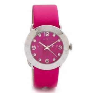 Marc Jacobs MBM1286 – Watch Leather Analogue StrapMarc Jacobs MBM1286 – Watch Leather Analogue Strap