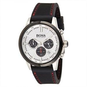Hugo Boss Black Men's Watch 1513185 Stainless steel case