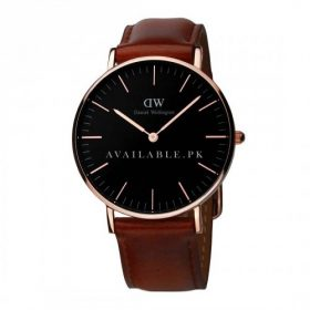 Daniel Wellington Classic Black St Mawes 36mm 00100136 Watch