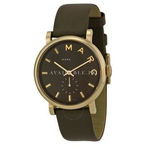Marc by Marc Jacobs Women's MBM1328 Baker Analog Display
