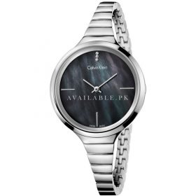 Calvin Klein watch lively K4U23126 Lady's stainless steel