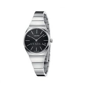 Calvin Klein Women's Analogue Quartz Watch Stainless Steel K6C23141