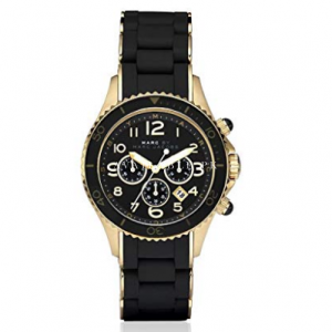Marc Jacobs MBM2552 Chronograph Stainless Steel Clock Watch