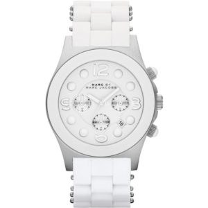 MArc by Marc Jacobs Marc Mode Pelly Watch Silver #MBM2565