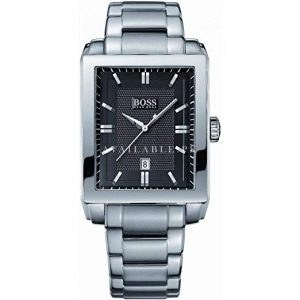 Hugo Boss Men's Stainless Steel Watch Black 1512773