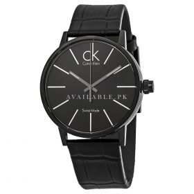 Calvin Klein Men's Quartz Watch Quartz Movement K7621401