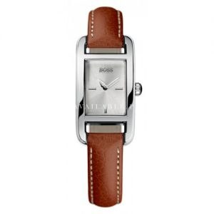 Hugo Boss Women's Quartz Watch 1502335 1502335 with Leather Strap