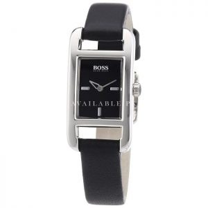Hugo Boss Women's Quartz Watch 1502337 1502337 with Leather Strap