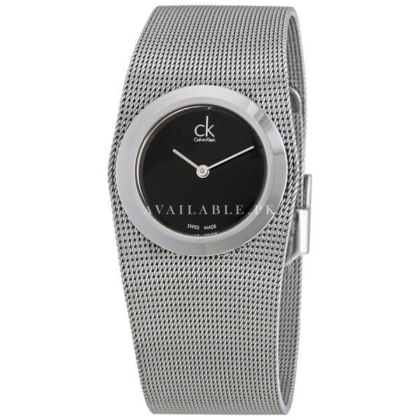 Calvin Klein Women's Dial analog Watches Glass mineral Case K3T23121