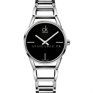 Calvin Klein K3G23121 Mineral Glass Stately Ladies Watch