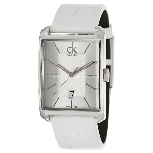 Calvin Klein Men's Quartz Stainless Steel Case Watch K2M21120