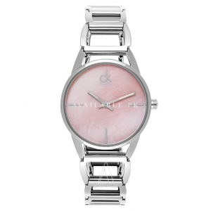Calvin Klein Stainless Steel Ladies Watch Analogue K3G2312E