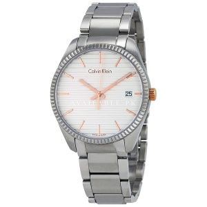 Calvin Klein Men's Watches analog Glass mineral K5R31B46