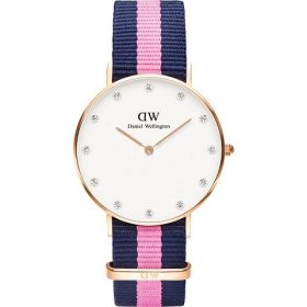Daniel wellington orologio donna classy glasgow rose gold DW00100078
