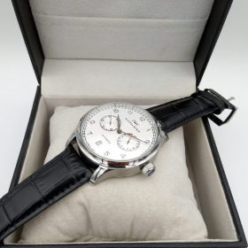 IWC Chronometer Automatic White Dial Men's Watch Price In Pakistan
