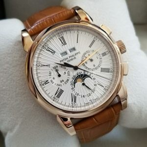 Patek Philippe 5270R-001 Perpetual Calendar Chronograph Men Watch Price In Pakistan