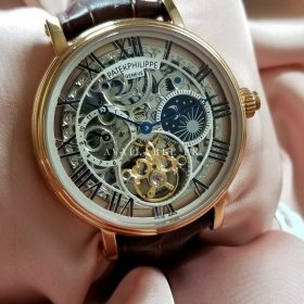 Patek Philippe Automatic Full Naked Chronograph Men's Watch Price In Pakistan