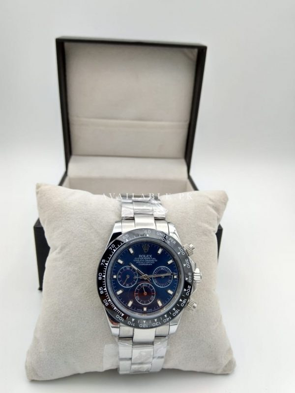 Rolex Cosmograph Daytona Blue Dial 116509BLSO Original Looking