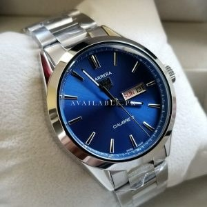 Tag Heuer Blue Carrera Calibre 5 Day Date Men Watch Price In Pakistan
