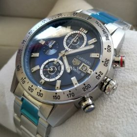 Tag Heuer Calibre 16 Chronohraph Blue Tachymeter Men's Watch Price In Pakistan