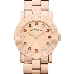 MARC JACOBS ROSE GOLD TONE LADIES WATCH - MBM3142