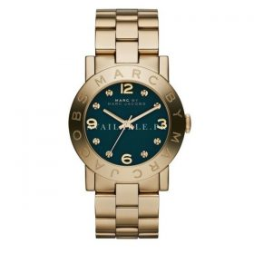 Marc Jacobs MBM8619 Wristwatch Gold Tone Stainless Steel Women