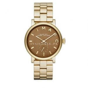 Women's Gold-tone Marc Jacobs Baker Steel Watch MBM8631