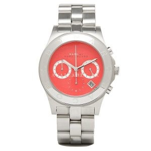 MBM3306 Marc Jacobs Blade Stainless Steel Chronograph Ladies Watch