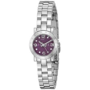 Marc by Marc Jacobs MBM3228 Amy Dinky Purple Face Ladies Watch