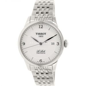 Tissot Men's T0064081103700 Analog Display Swiss Automatic Watch