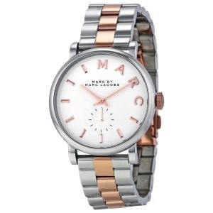 Marc Jacobs Women's MBM3312 Baker Two-Tone Stainless Watch