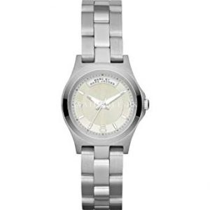 Marc by Marc Jacobs Mini Baby Dave Silver Watch MBM3234